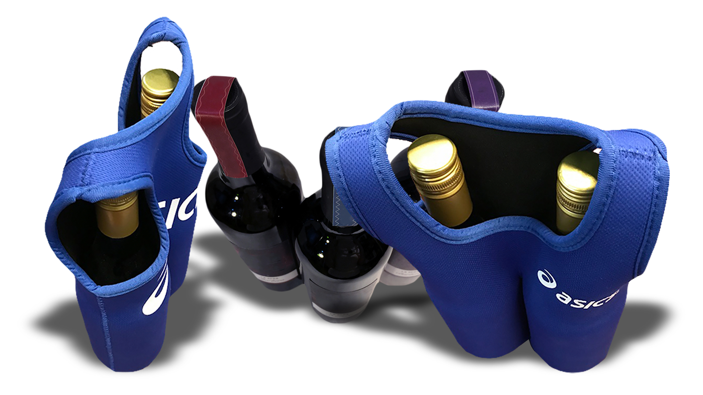 ASICS' Double Wine Carrier