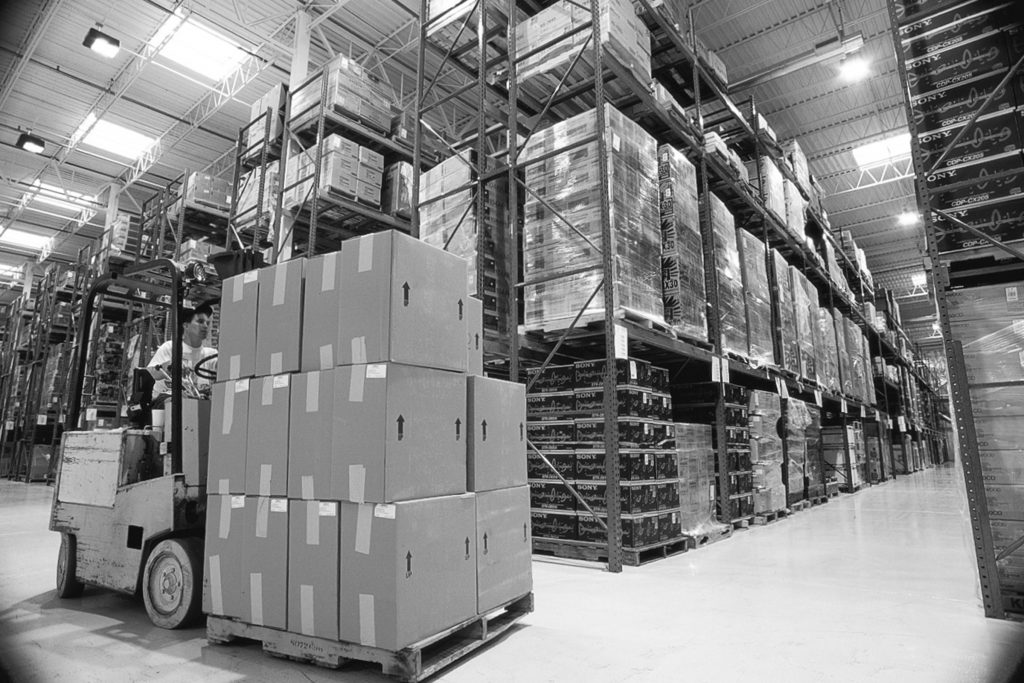 Impact warehousing of Promotional Products
