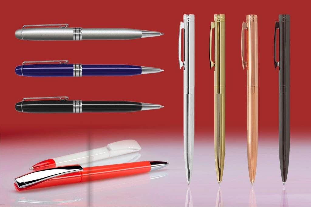 Promotional pens for small business